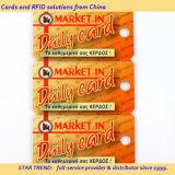 Tarjeta de la etiqueta Card/RFID para los productos con la mejor calidad