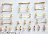 중국에 있는 부속 제작을 각인하는 부품 금속 각인