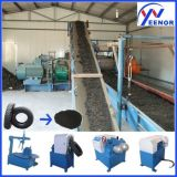 폐기물 Tyre Recycling Rubber Crusher 또는 Used Tyre Recycling Crusher Machine/Reclaimed Rubber Crusher