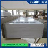 熱い販売3-27mmの厚さBulidingの文書のための白いPVC泡シート