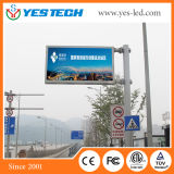 High Brightness Transportation Message / Travel Promo Video LED Displays