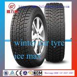 Neumático de la polimerización en cadena, neumático del vehículo de pasajeros para la nieve 185/60r14 de tierra
