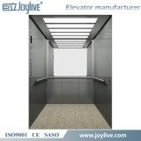 El elevador del hospital con asegura seguridad del pasajero