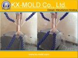 Moldeo por inyección plástico/molde de la pieza de los cosméticos
