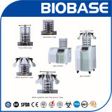 Biobase Vertical Freeze Dryer Lyophilizer Machine com Drying Bottles