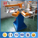 Máquina de impressão giratória automática da tela de seda da etiqueta para a venda