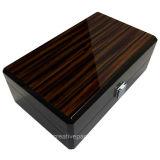 Casella di legno del profumo del MDF dell'alta stampa di lucentezza
