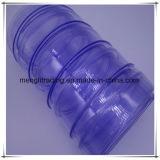 Tenda della fisarmonica del PVC della guida, rullo di plastica della striscia