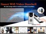 ホームセキュリティーのための動きセンサーの夜間視界ネットワークWiFi IPのビデオドアベル