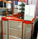 Elevatore manuale esterno del pignone e della cremagliera