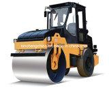 6トンの土のコンパクターの単一のドラムYz6c (YZD6C)が付いている小型道ローラー