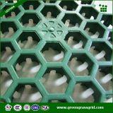 Решетка циновки предохранения от травы HDPE Mz-438 блокируя (MZ-438)