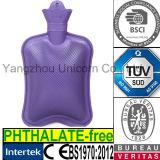 Sac froid de refroidisseur de sport chaud en caoutchouc de bouteille d'eau de GV BS