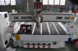 Máquina 1325 do router do CNC de Omni com o eixo de Italy Hsd Aircooling e motor do poder superior para Woodowrking