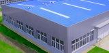 軽いプレハブの鉄骨構造の工場(KXD-SSB144)
