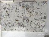 ブラジル熱い大理石カラー水晶石造りのステップのタイルおよび壁Quartztile