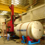 モーター運転管の溶接の中心のコラムおよびブームの溶接のマニピュレーター