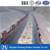 Stahlkabel-Rollen-geneigter Übergangsbandförderer