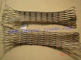 Сетка веревочки провода нержавеющей стали для бака