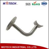 鋼鉄手すりブラケットの投資鋳造の部品