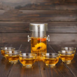 creatore di tè di vetro di tè 200ml della tazza del tè popolare di vetro del Medio Oriente