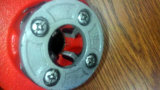 Portable Threadersのための管Threading Dies