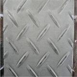 Hoja de acero inoxidable decorativa realzada Ss316L