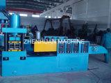 Aluminiumkühler-Flosse, die Maschine bildet