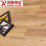 12mmのセリウムApproved Handscraped Surface Laminate Flooring (AS0007-1)