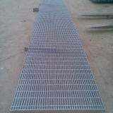 Steel galvanizzato Bar Grating per Drain Cover