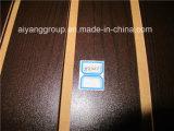 scheda del MDF scanalata melammina di 15mm/16mm/17mm/18mm