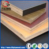 4X8 impermeabilizan la madera contrachapada fenólica del álamo de Okoume del pegamento de WBP