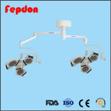 Lâmpada leve cirúrgica médica aprovada da operação do diodo emissor de luz do Ce (YD02-LED3)
