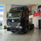 真新しいSinotruk HOWO A7 420HP 6X4のトラクターのトラック