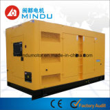 Conjunto de generador diesel insonoro 600kVA