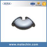 Caractéristiques malléables faites sur commande de pipe de fer de moulage au sable de fonderie de la Chine