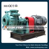 Pompe centrifuge lourde de boue avec le moteur électrique