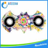Multicolor / Camo Fidget Spinner Diseño de OEM Girador de mano de Plasctic