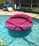 Ultra colchón inflable del flotador del agua del salón del Daybed