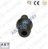 aço inoxidável da alta qualidade da precisão do CNC do a&T/alumínio/partes de bronze/fazendo à máquina com alta qualidade