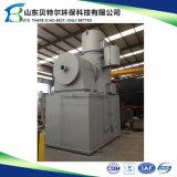 inceneratore residuo dei vestiti oleosi 50kgs/Time, inceneratore che non dà fumo dei rifiuti solidi