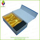 Contenitore di regalo cosmetico dell'imballaggio dorato fragile di stampa