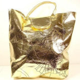 Nicht gesponnene faltbare Einkaufstasche, faltender Käufer-Beutel (13031503)