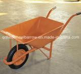 Лоток из нержавеющей стали колеса Барроу Wb2500