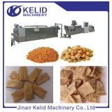 Máquina de alto valor proteico de soja texturizada calidad OEM