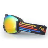 Óculos de proteção Photochromic polarizados personalizados do esqui dos vidros de segurança