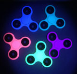 Heißer EDC-Spielzeug LED greller heller ABS Unruhe-Finger-Spinner mit Bluetooth Spearker