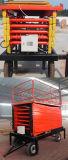 Table élévatrice électrique mobile de modèle neuf avec des conformités de Ce&ISO