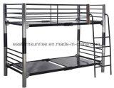 高品質の強い鋼鉄学校学生のWokerの軍のダブル・ベッド