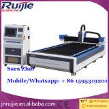 Ruijie Rj1530 сделанное в автомате для резки лазера волокна стали Китая горячем 500W 750W 1200W 2000W 8mm